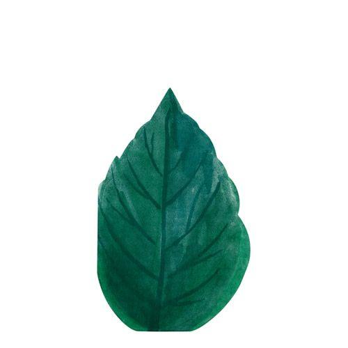 MERIMERI Rose garden leaf napkins