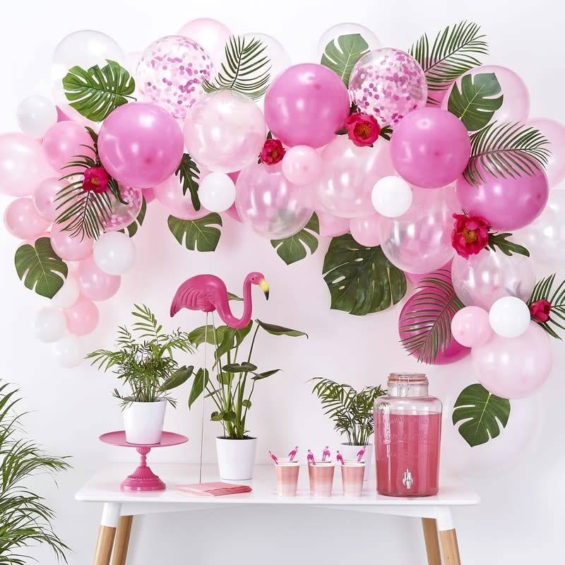 GINGERRAY Balloon Arch Kit - Pink - Balloon Arches