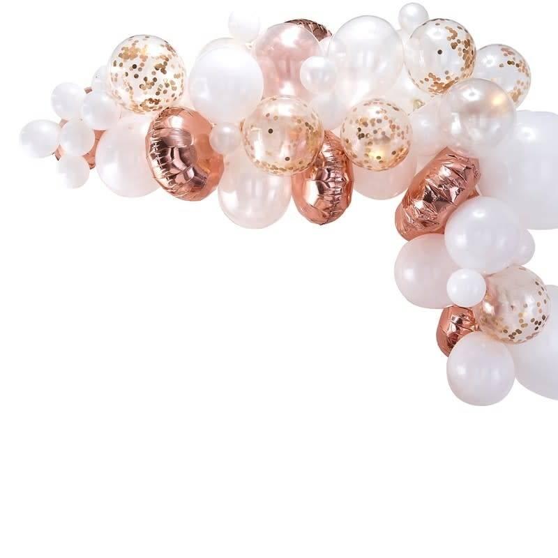 GINGERRAY Balloon Arch Kit - Rose Gold - Balloon Arches