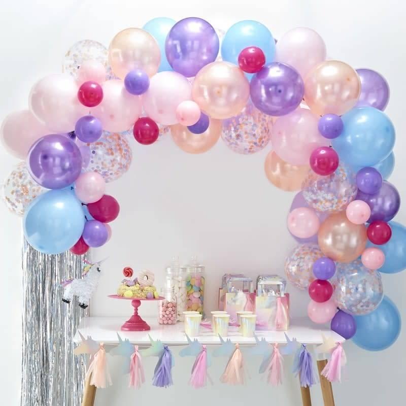 GINGERRAY Balloon Arch Kit - Pastel - Balloon Arches