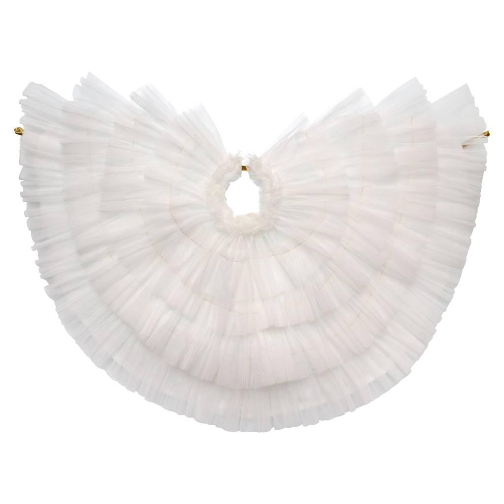 MERIMERI Swan cape dress-up