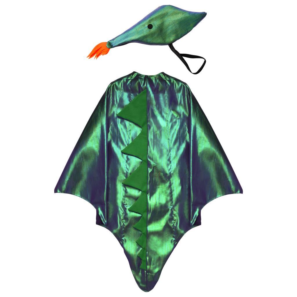 MERIMERI Dragon cape dress-up