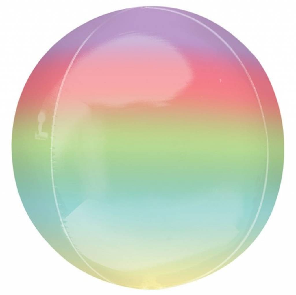 HH orb ombre rainbow 40 cm