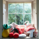 MERIMERI Wink cushion