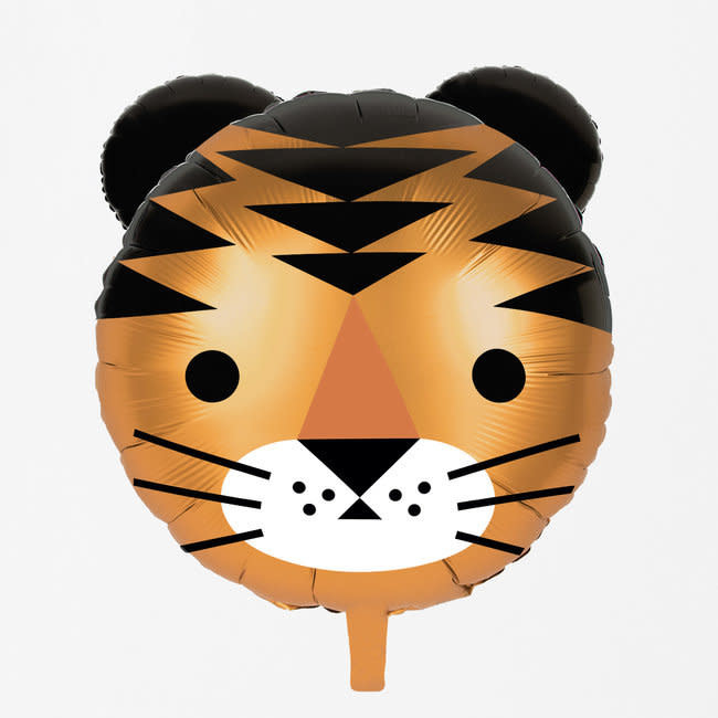 MY LITTLE DAY tiger foil balloon 37 cm