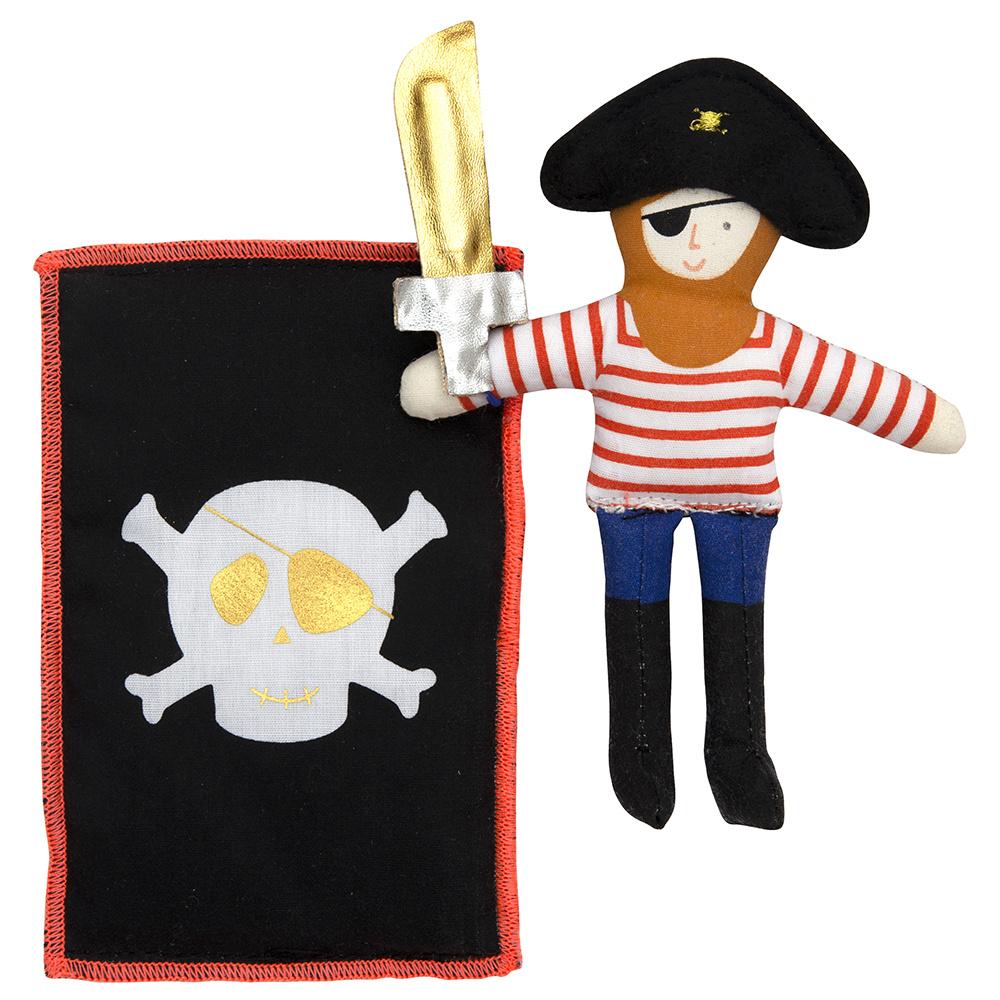 MERIMERI Mini pirate suitcase