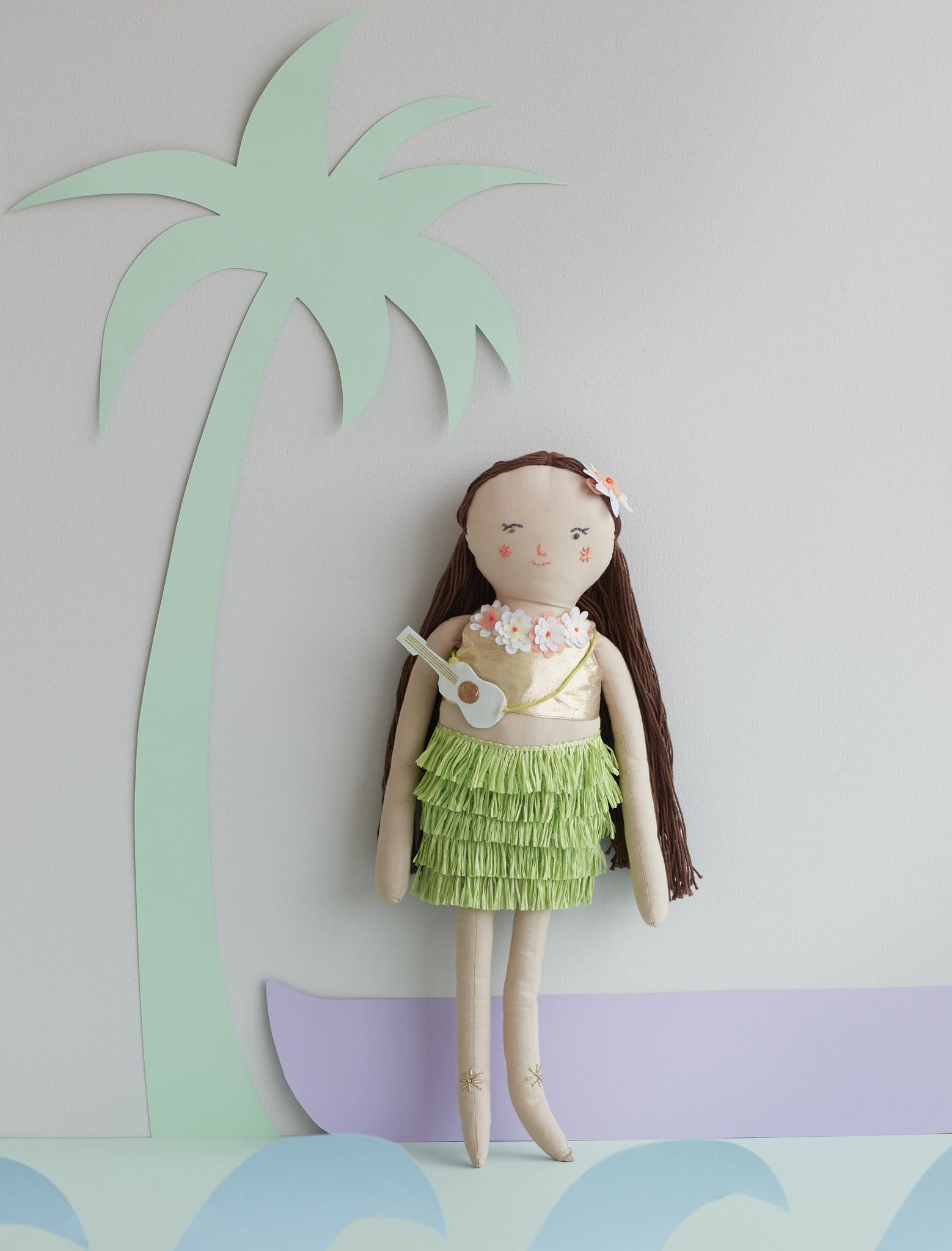 MERIMERI Tallulah hula doll