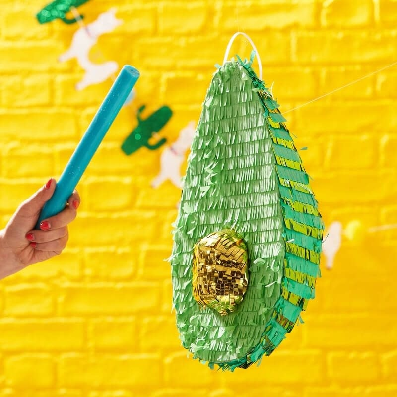 GINGERRAY AVOCADO PARTY PINATA - VIVA LA FIESTA