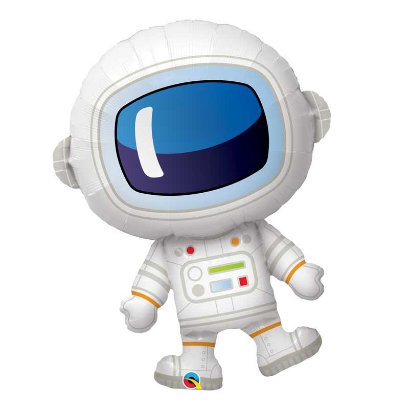 SMP astronaut foil balloon 94 cm