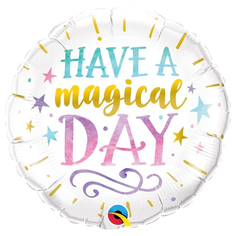 SMP have a magical day foil balloon 46 cm