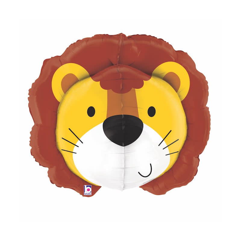 SMP dimensional lion foil balloon 76 cm