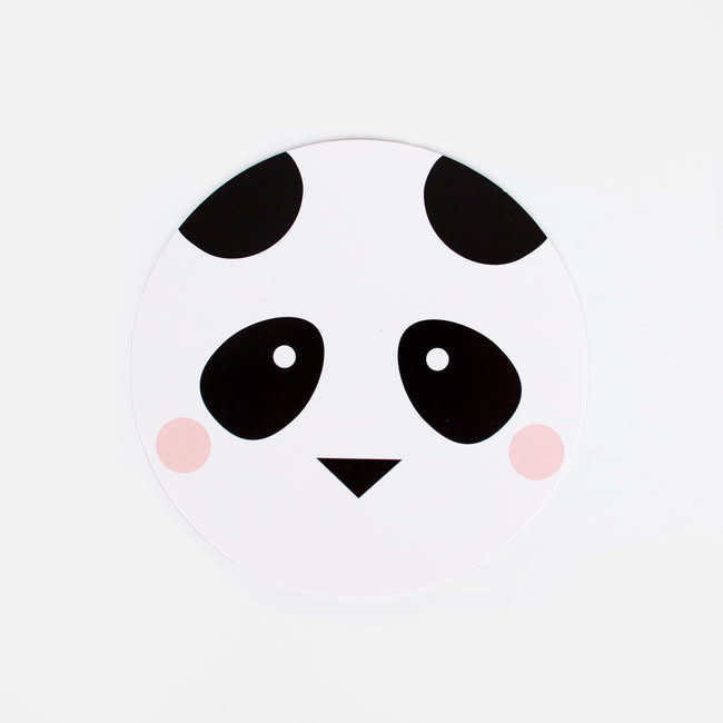MY LITTLE DAY invitations mini panda 8x