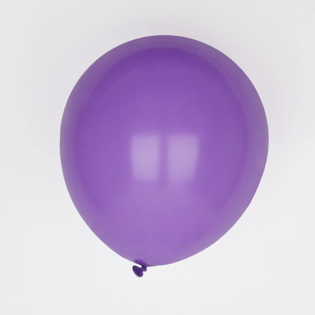 MY LITTLE DAY 10 violet balloons 30 cm