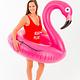 DIDAK Flamingo Swim Ring - 110cm