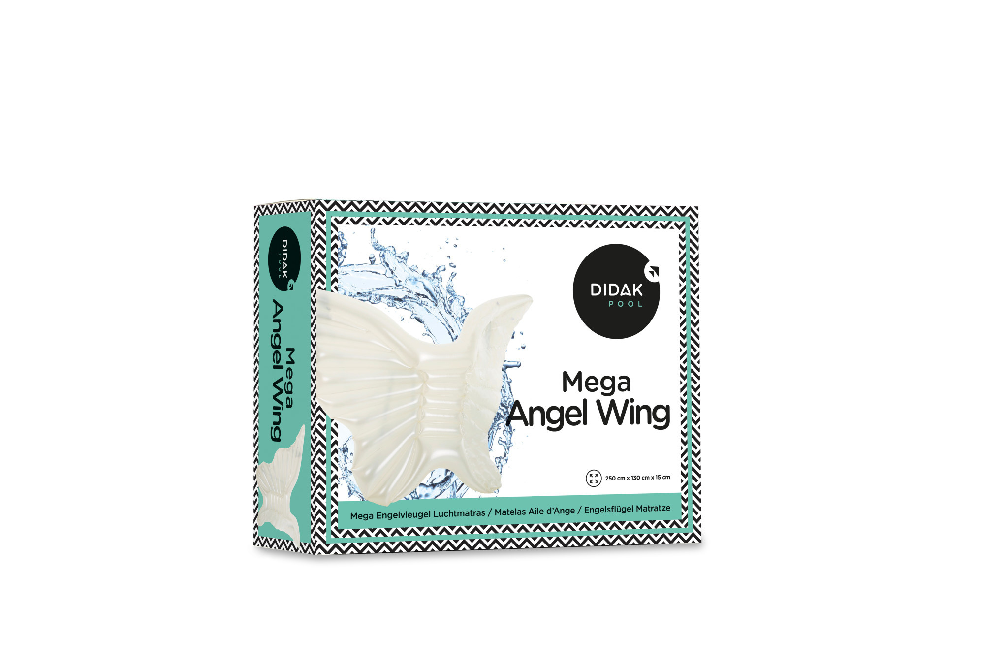 DIDAK Mega Angel Wing Float  - 250x130x15cm