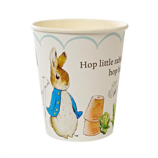 MERIMERI Peter Rabbit cups