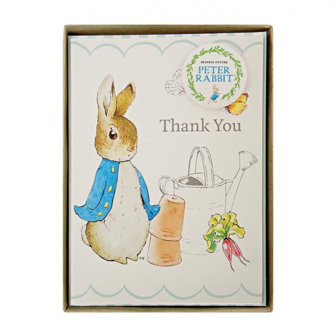 MERIMERI Peter Rabbit thank you cards