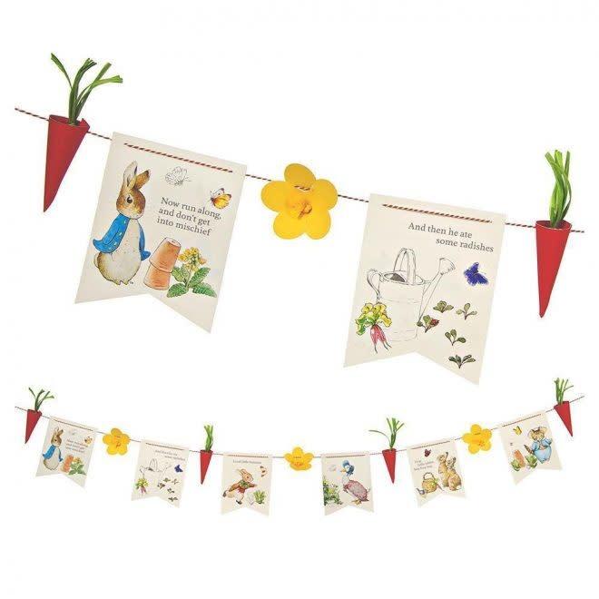 MERIMERI Peter Rabbit garland