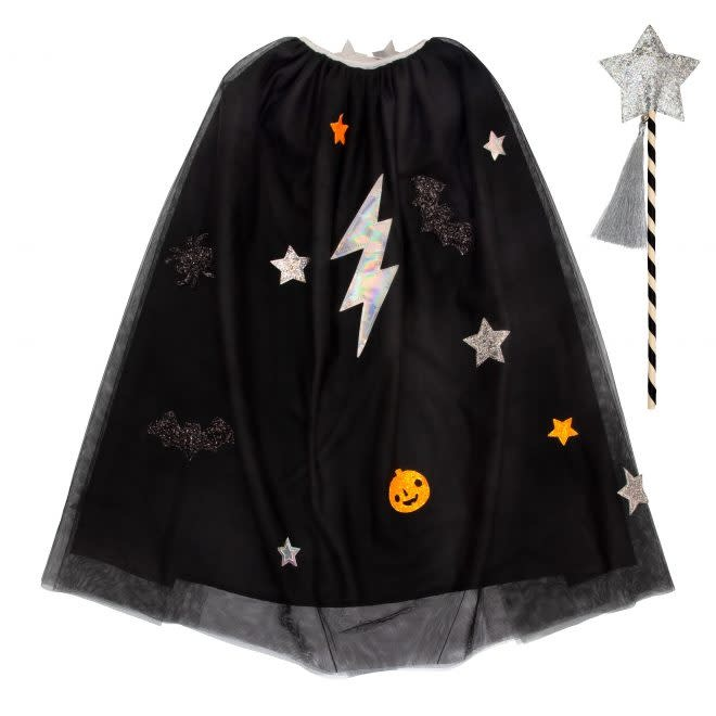 MERIMERI Halloween cape dress-up