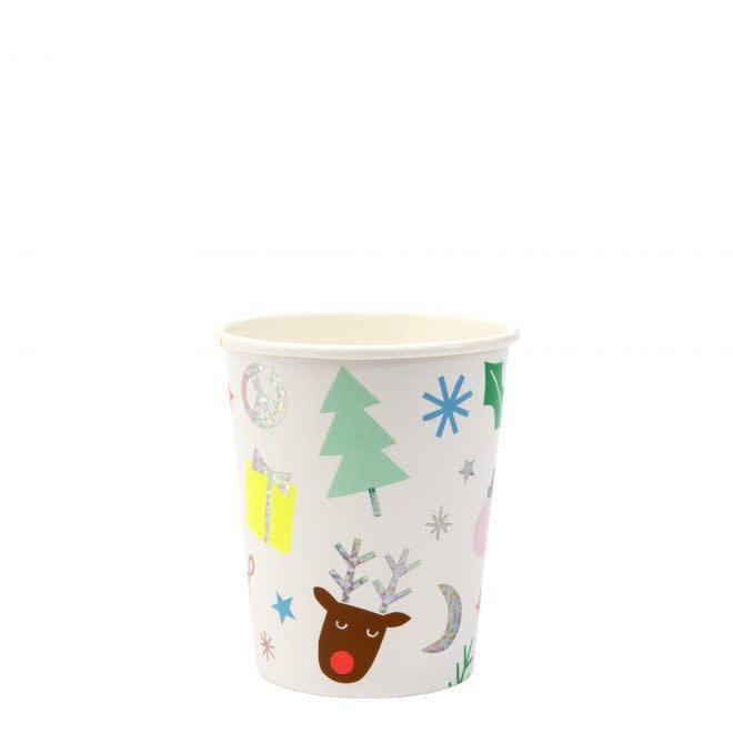 MERIMERI Festive fun cups