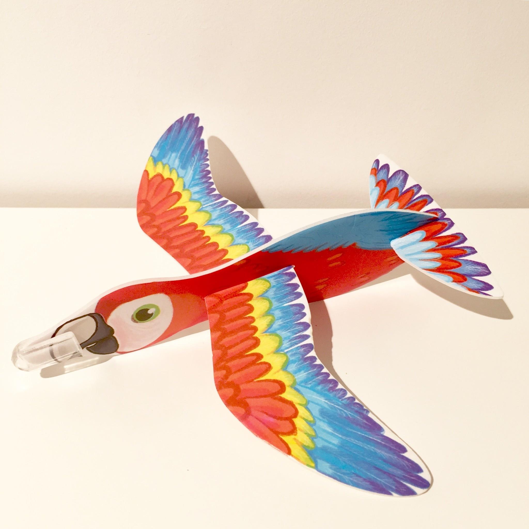 AG bird airplane