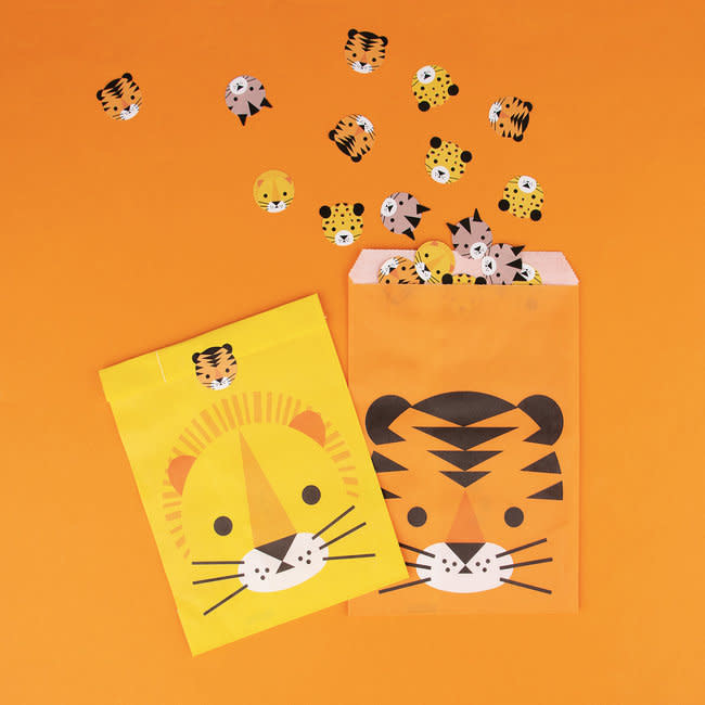 MY LITTLE DAY 10 mini felines paper bags