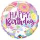 SMP Fantastical fun birthday foil balloon 45cm