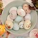 MERIMERI Egg decorating tattoo kit