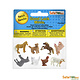 SAFARI ranch- mini animals 8 pieces