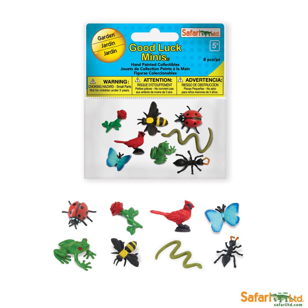 SAFARI garden- mini animals 8 pieces
