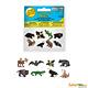 SAFARI wild america- mini animals 8 pieces