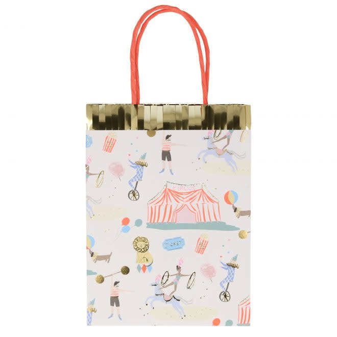MERIMERI Circus Parade party bags