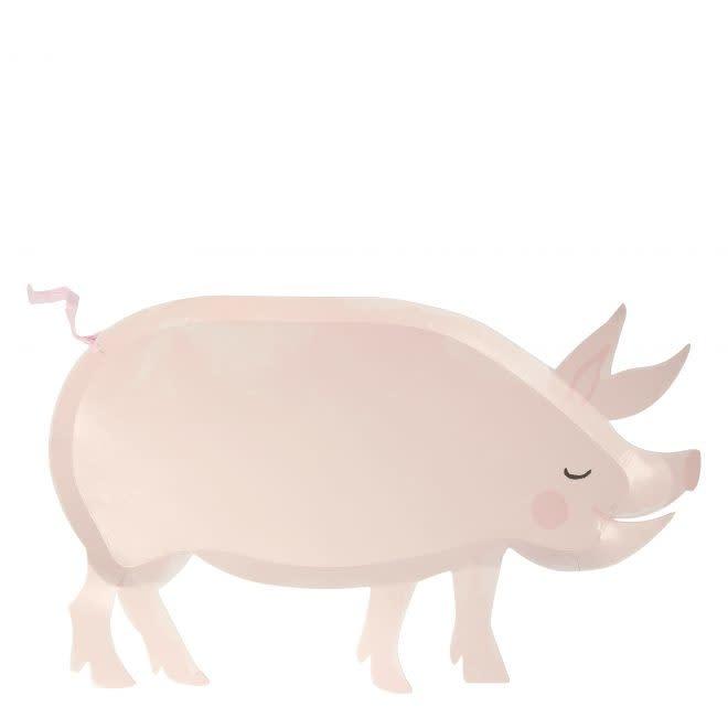 MERIMERI Pig plates