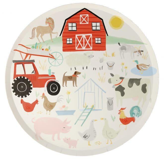 MERIMERI On the Farm dinner plates