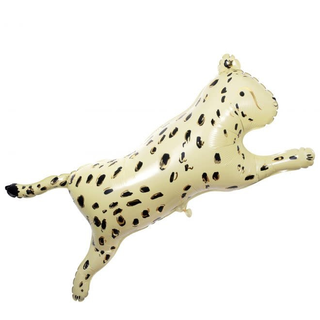 MERIMERI Cheetah foil balloon