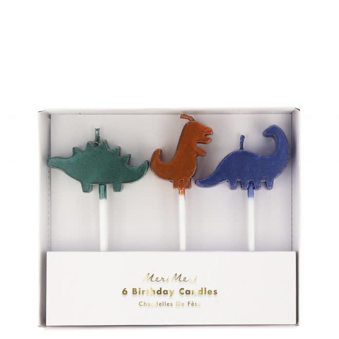 MERIMERI Dinosaur Kingdom candles