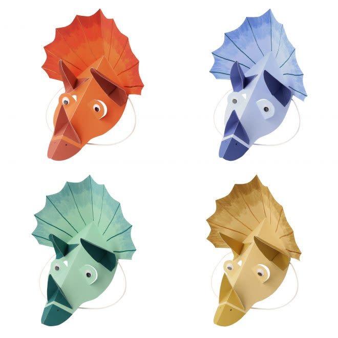 MERIMERI Dinosaur Kingdom hats