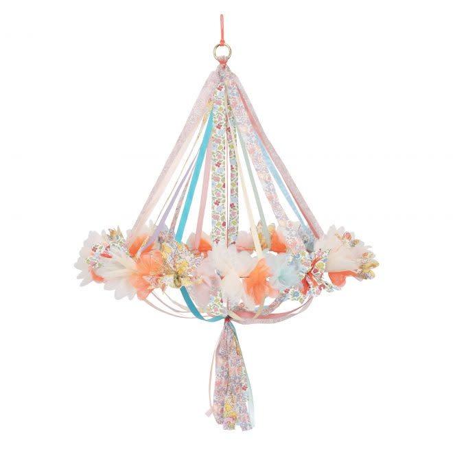 MERIMERI Liberty fabric chandelier