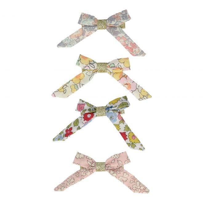 MERIMERI Liberty bow hair clips
