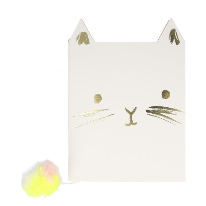MERIMERI Cat notebook