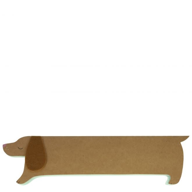 MERIMERI Sausage Dog notebook