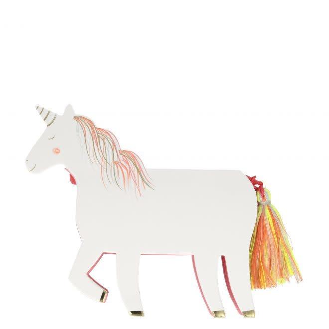 MERIMERI Unicorn notebook