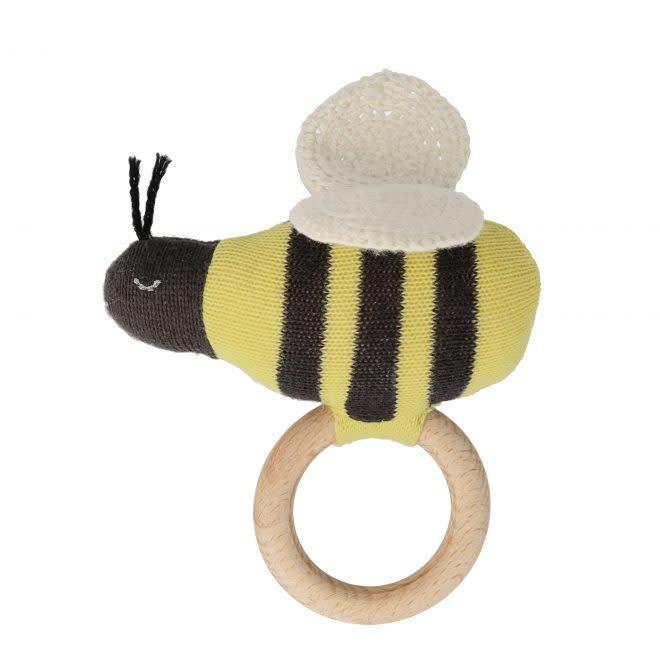MERIMERI Bumblebee baby rattle