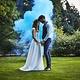 GINGERRAY BLUE WEDDING SMOKE BOMB
