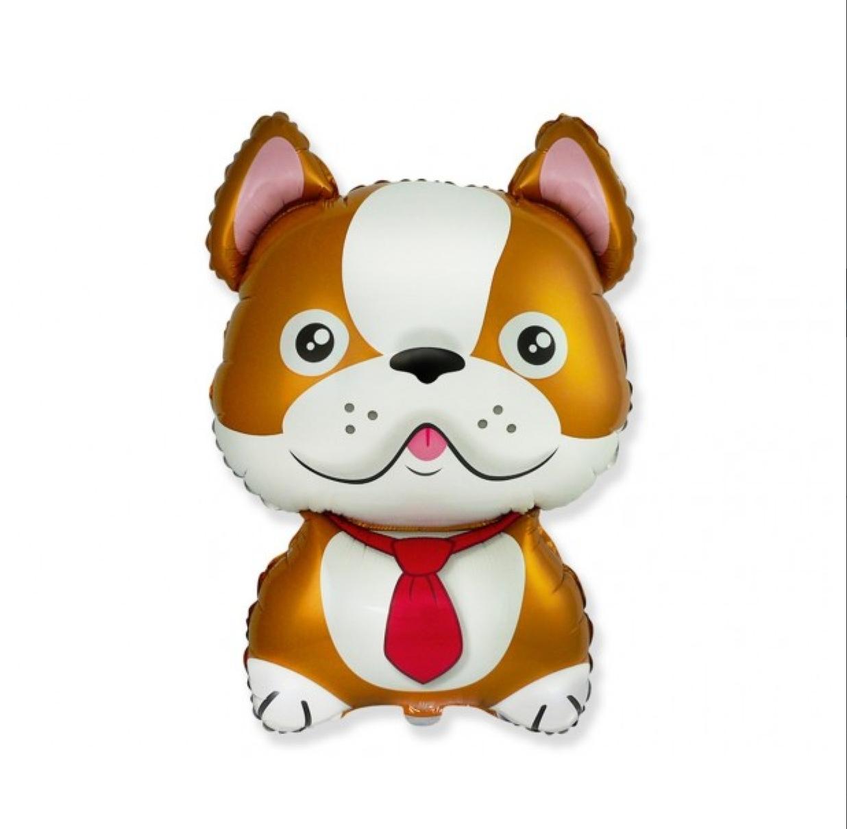 HH bulldog foil balloon 60 cm