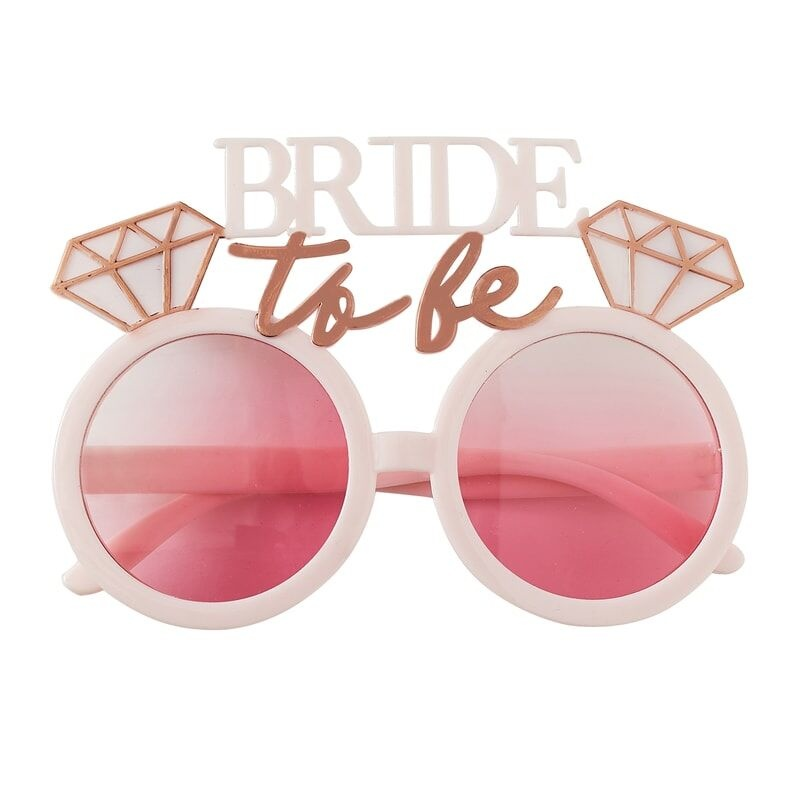 GINGERRAY BRIDE TO BE HEN PARTY SUNGLASSES