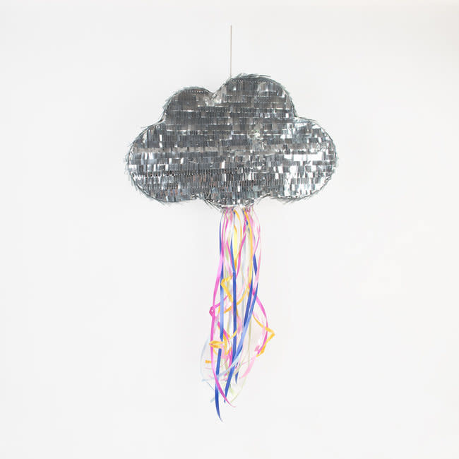 MY LITTLE DAY pinata silver cloud