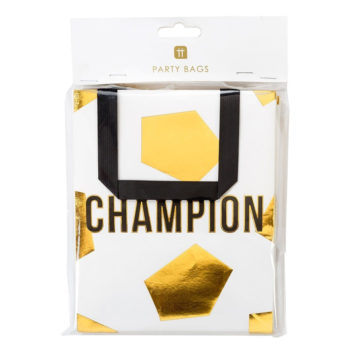 TT Party Champions Party Bag