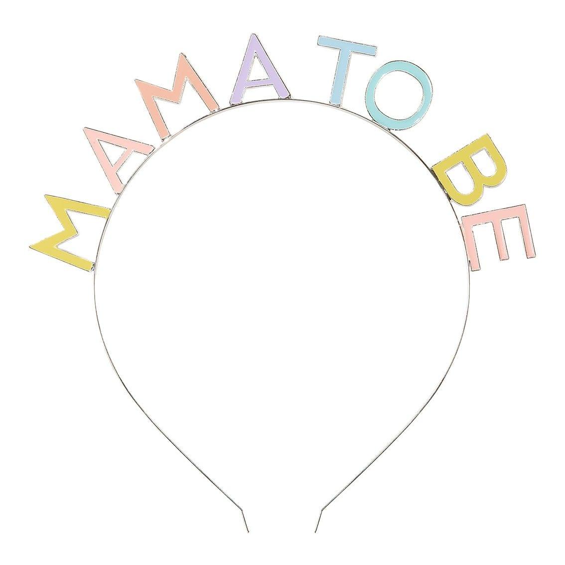 TT Born To Be Loved Hey Mama Headband