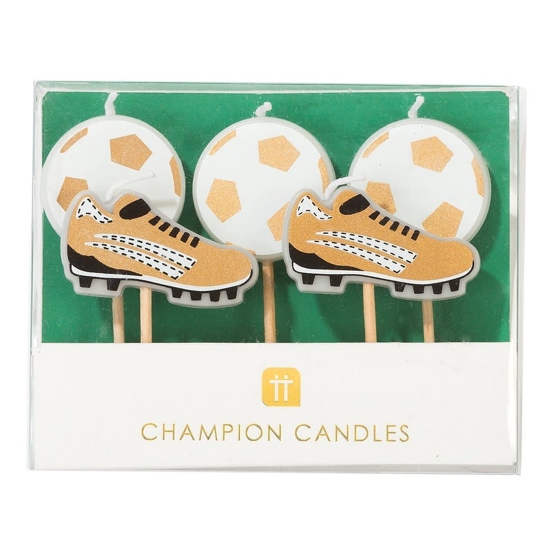 TT Party Champions Candles